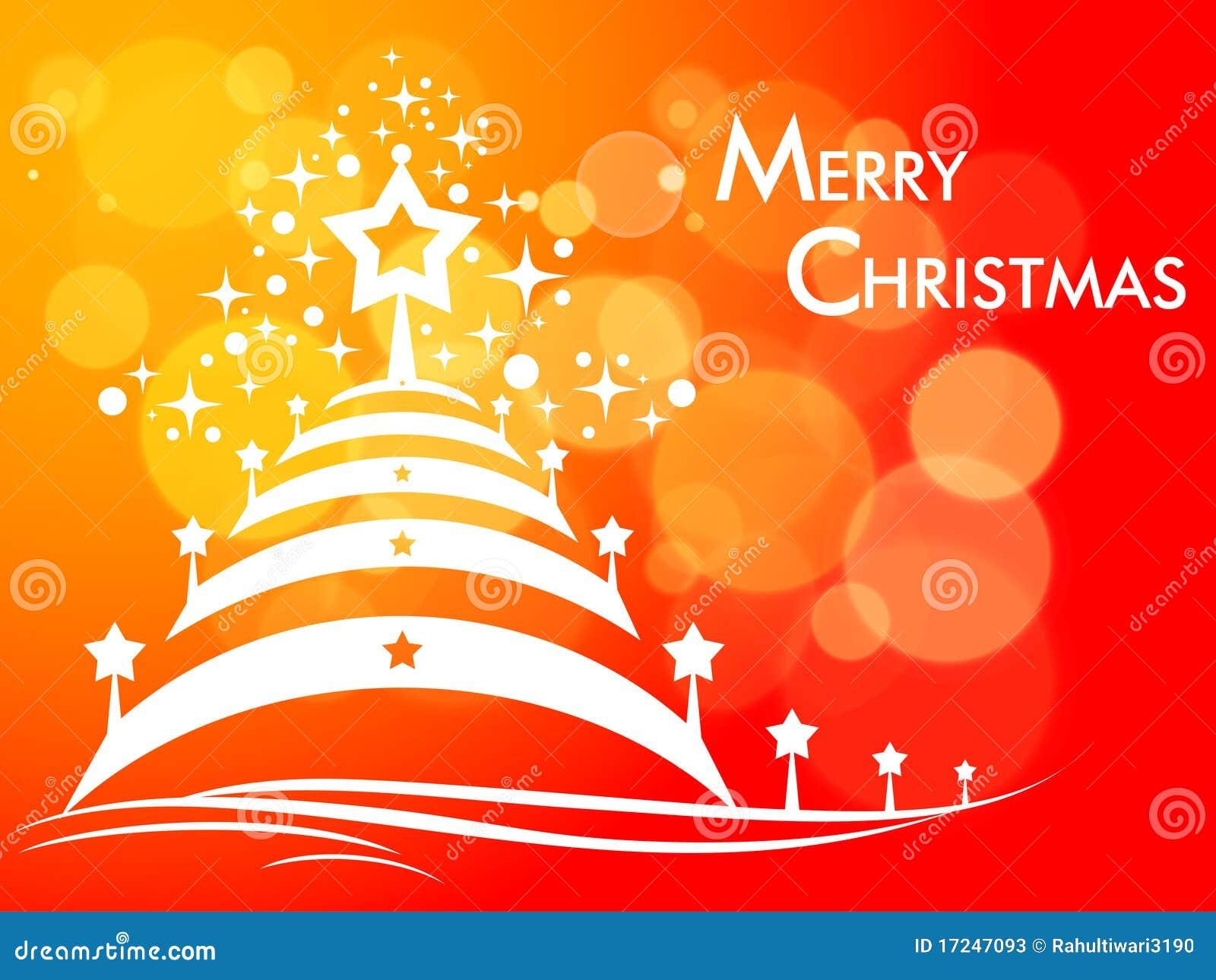 Elegant Christmas Background Stock Vector