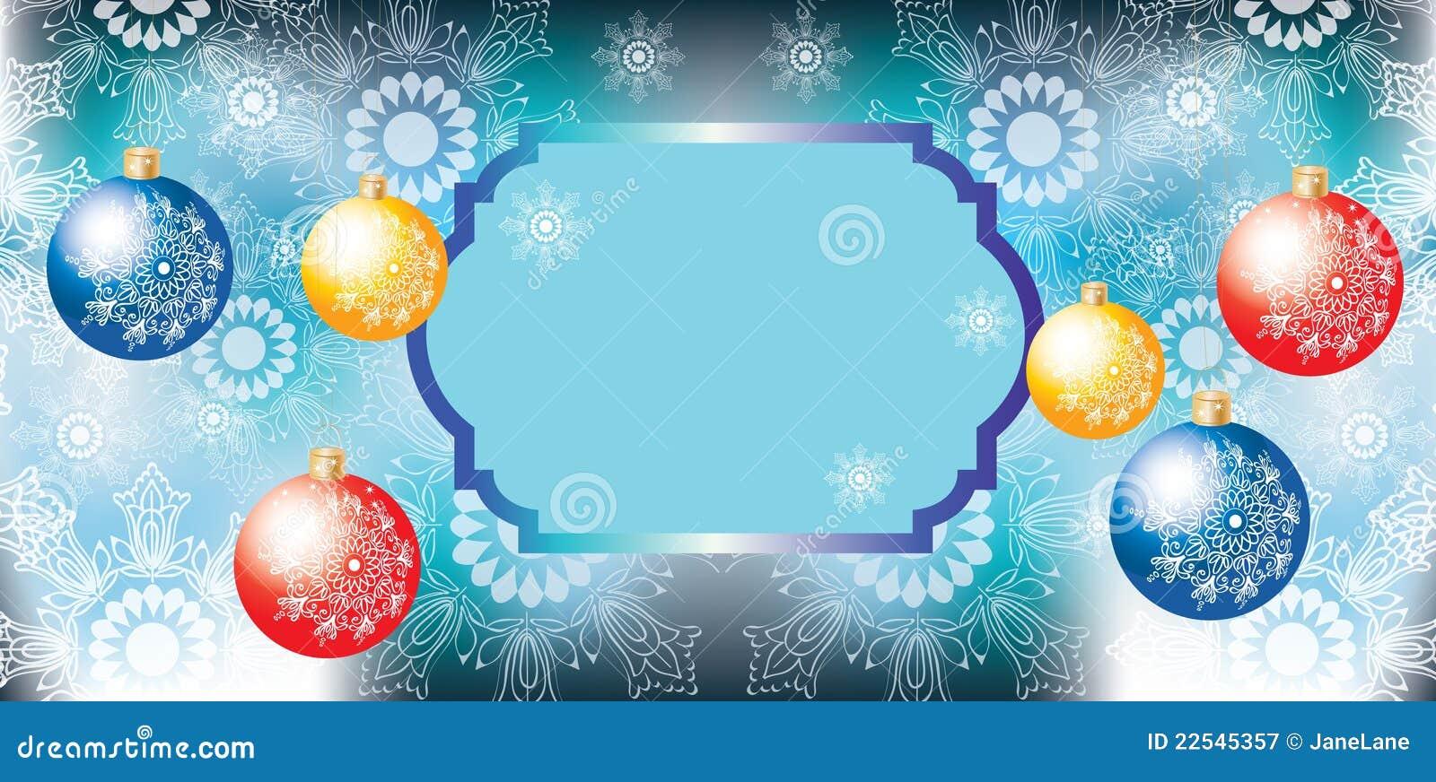 Elegant Christmas Background: Elegant Christmas Background Royalty Free Stock