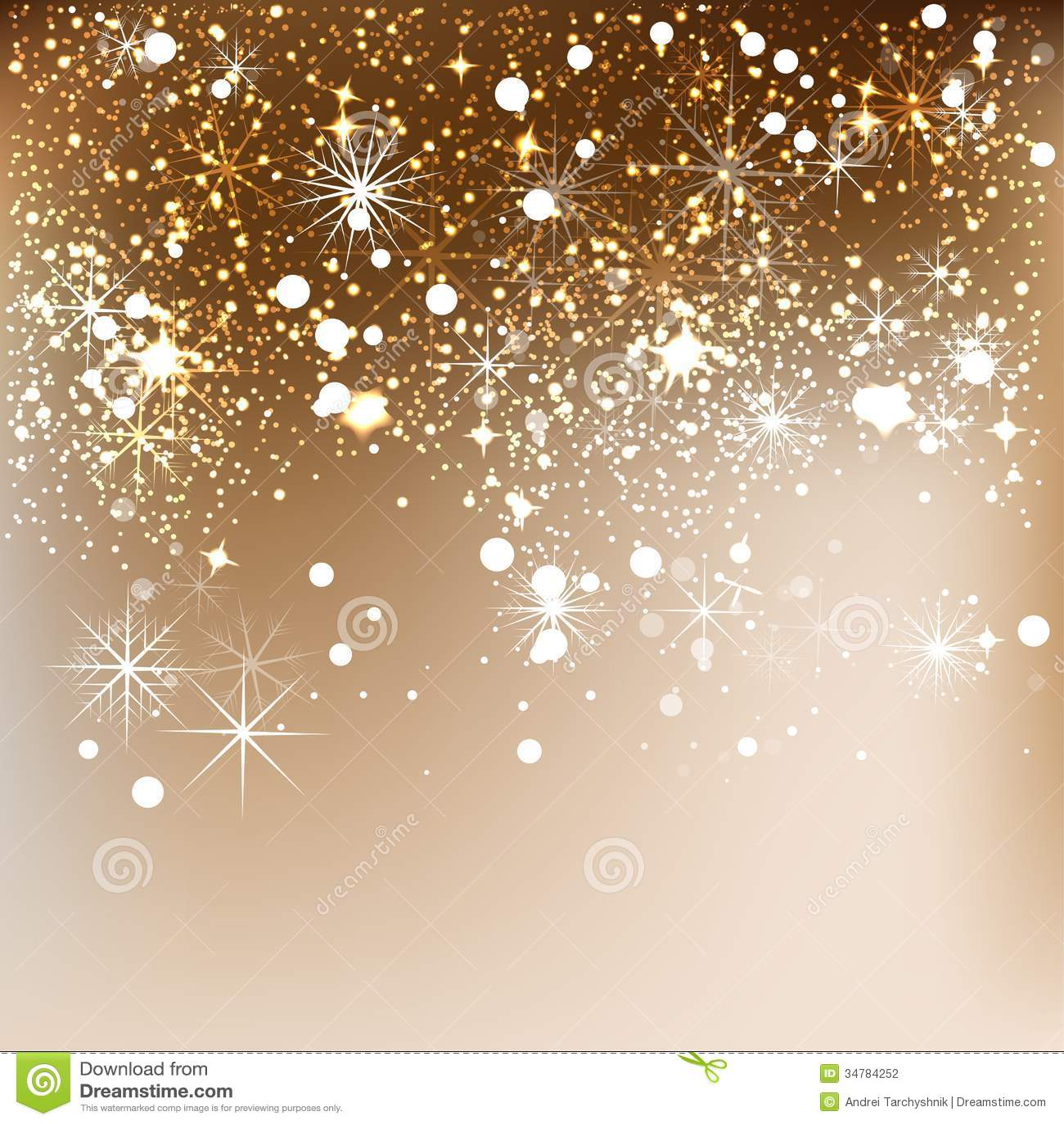 Elegant Christmas Background Hd.Elegant Christmas Background With Snowflakes Stock