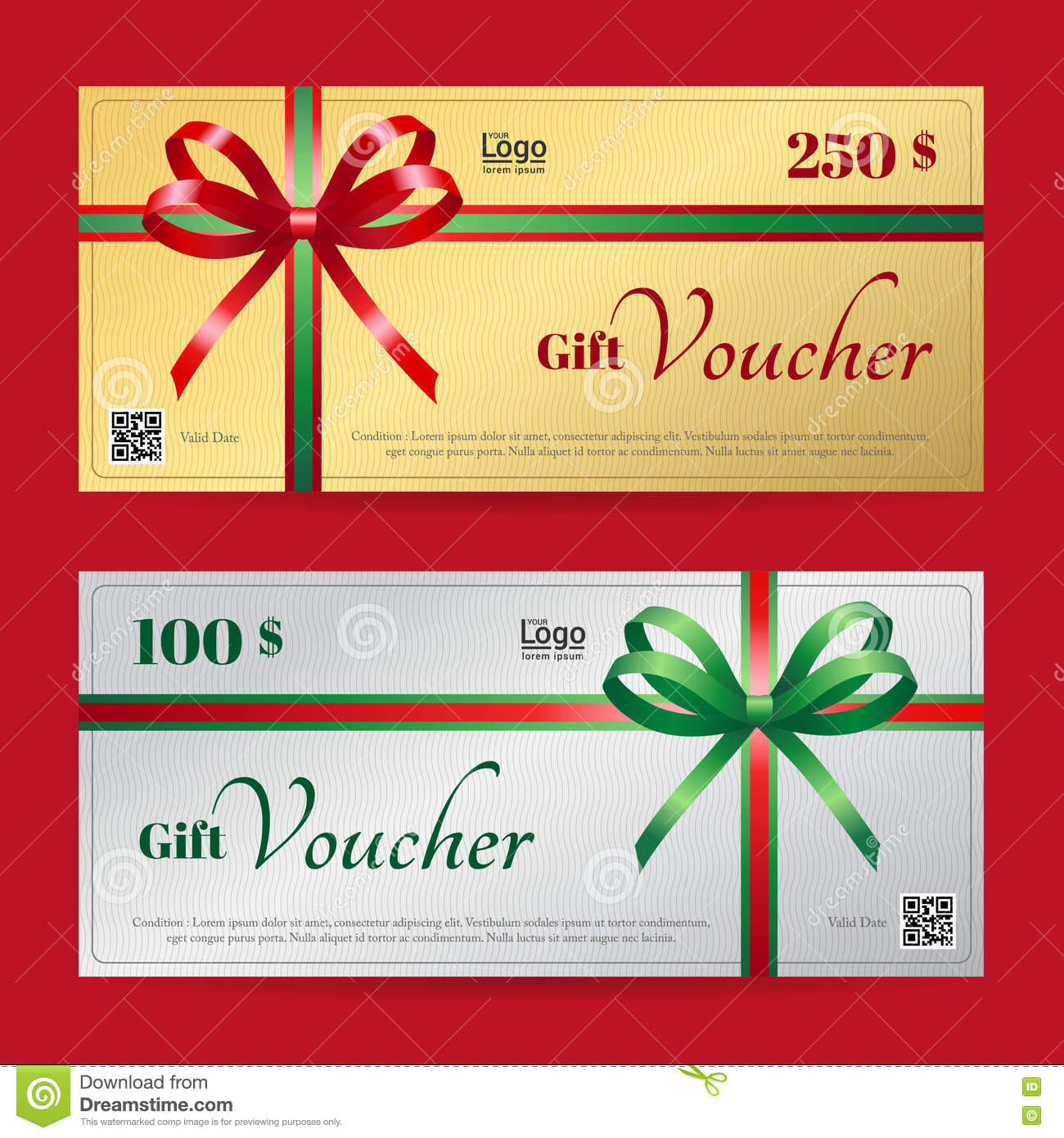 christmas voucher templates free download - Military.bralicious.co