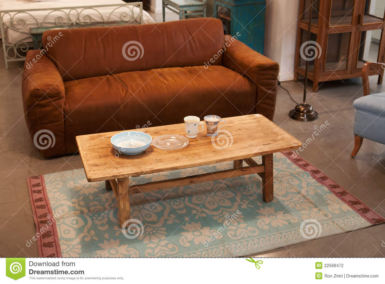 Elegant country style living room stock photography image 22568472 - Chic french country inspired home real comfort and elegance ...