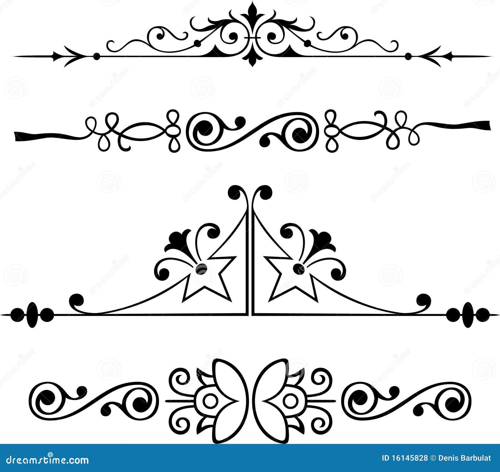 Elegant detail