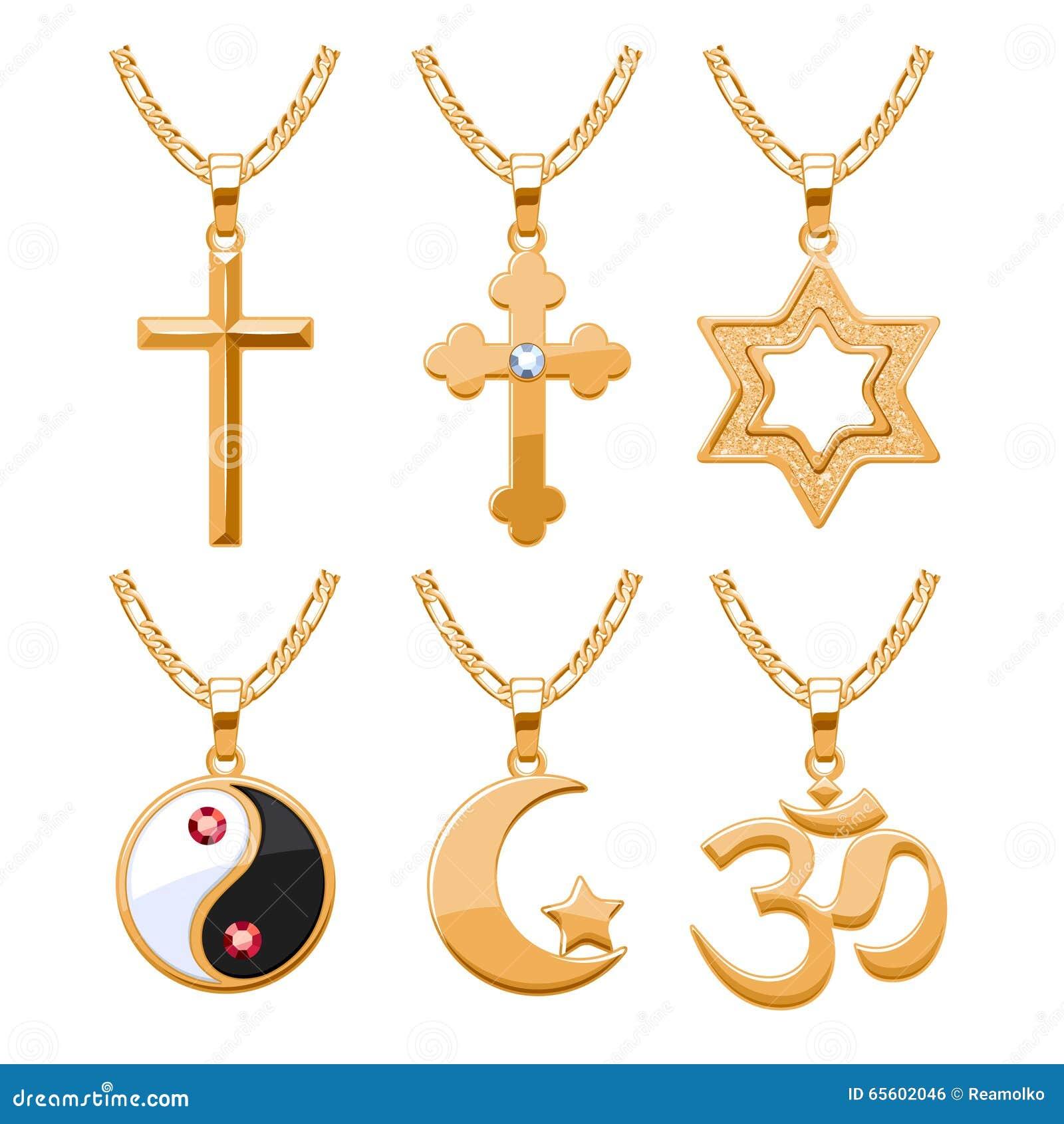 Jewelry and Religious Symbols