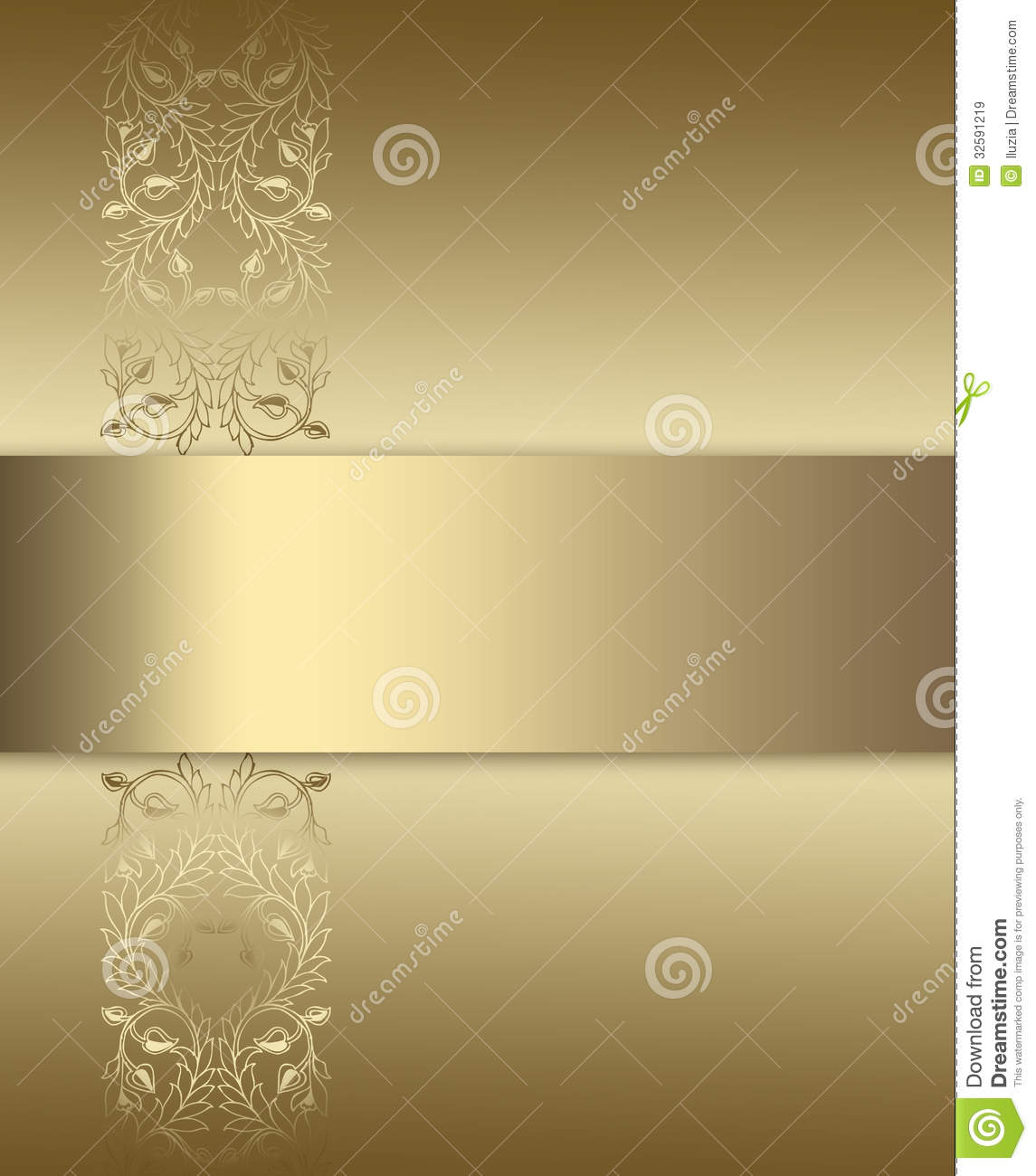 Royalty Free Stock Images Elegant Gold Brown Background Tape Design Layout Soft Vintage Grunge Texture Lighting Copy Space Title Text Ad Image32591219 on Victorian Ornamental Border Brown