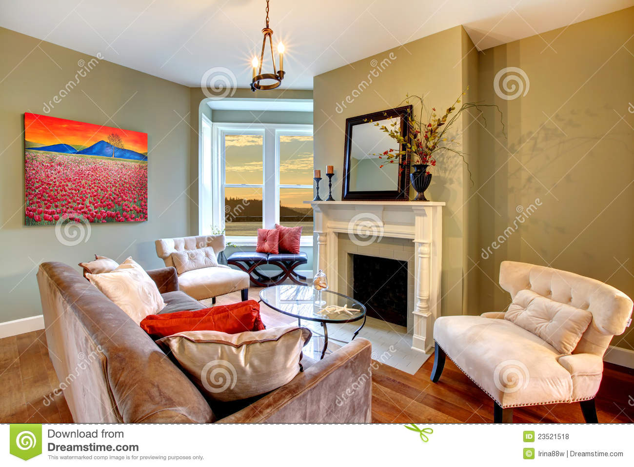 Stunning Green Living Room Walls Pictures   Amazing Design Ideas   Elegant Green Living Room Green Walls  Royalty Free Stock Photos  . Green Living Room Walls. Home Design Ideas