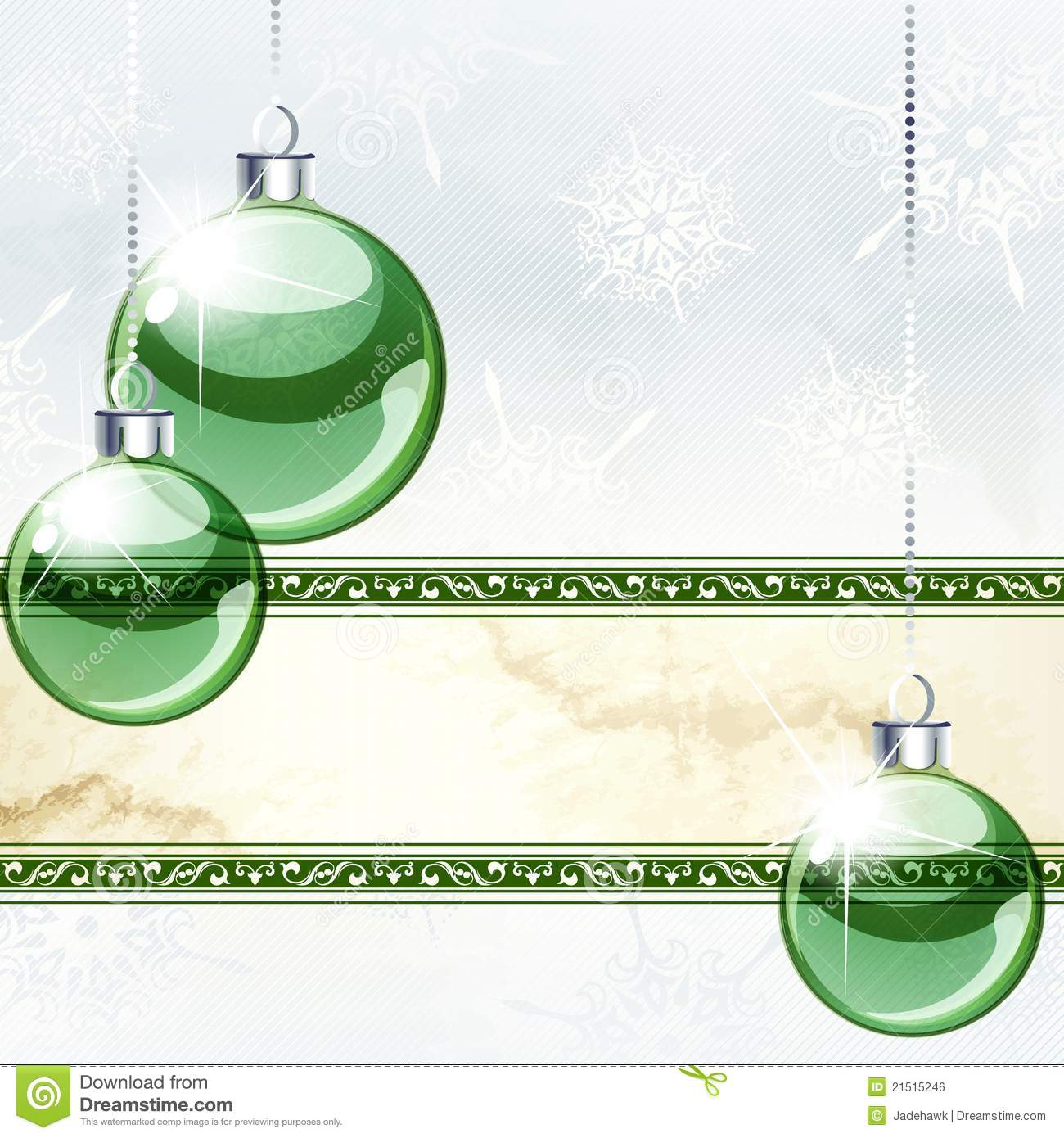 Silver Ball Christmas Ornaments