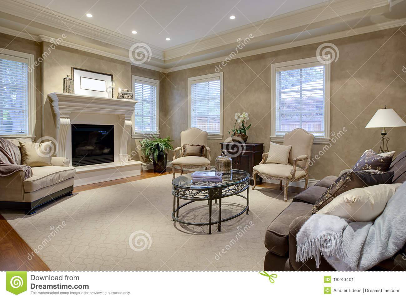 Elegant living room lounge stock image image of furniture Loungers for living room