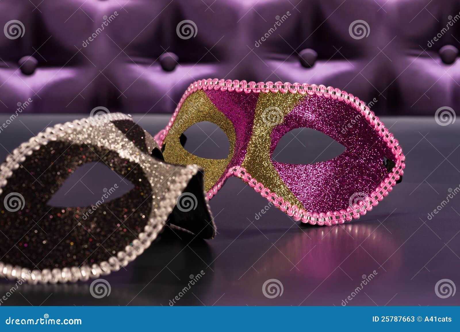 Elegant masker voor Maskerade
