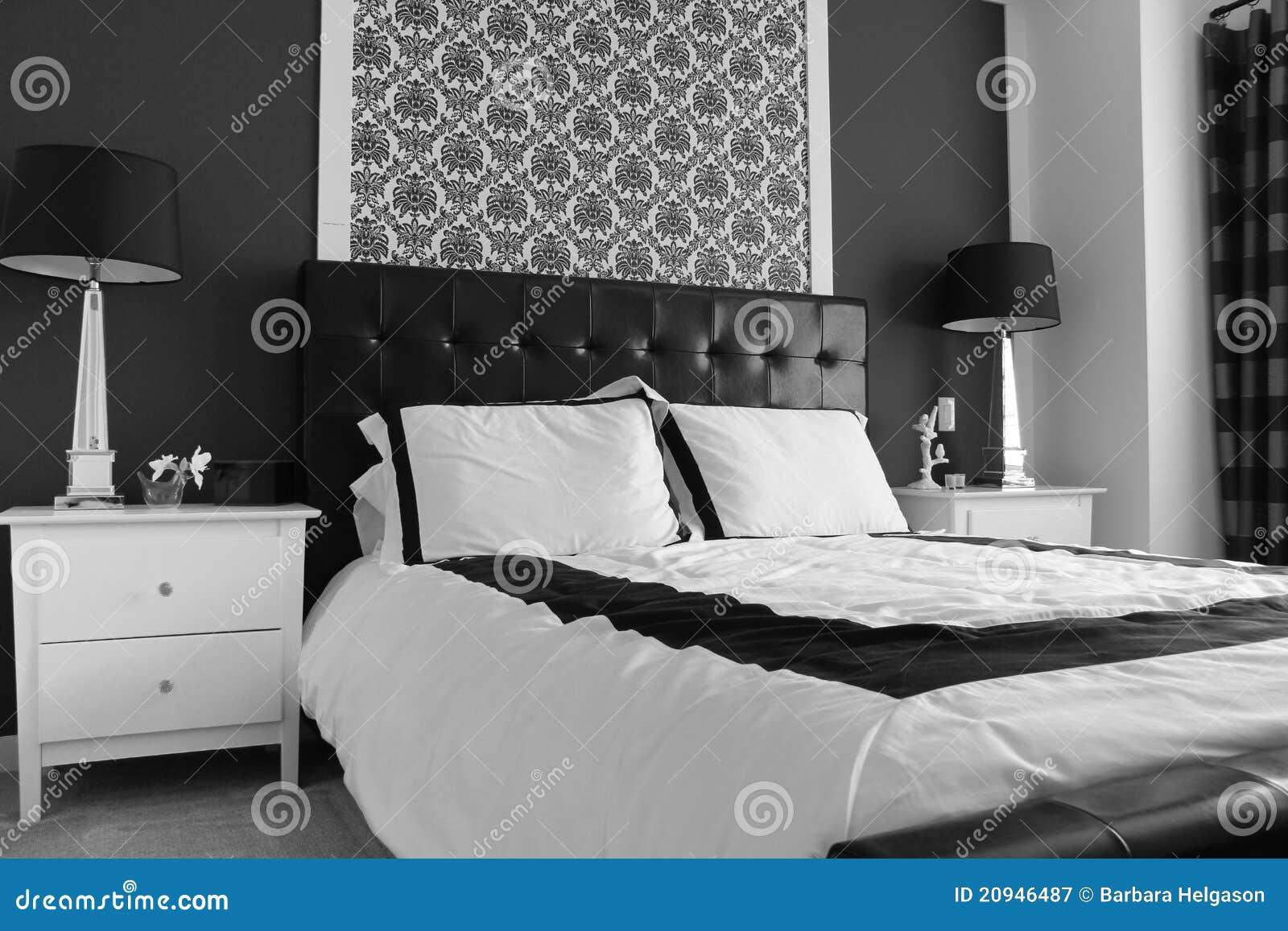 Elegant Master Bedroom elegant master bedroom stock image - image: 7958031