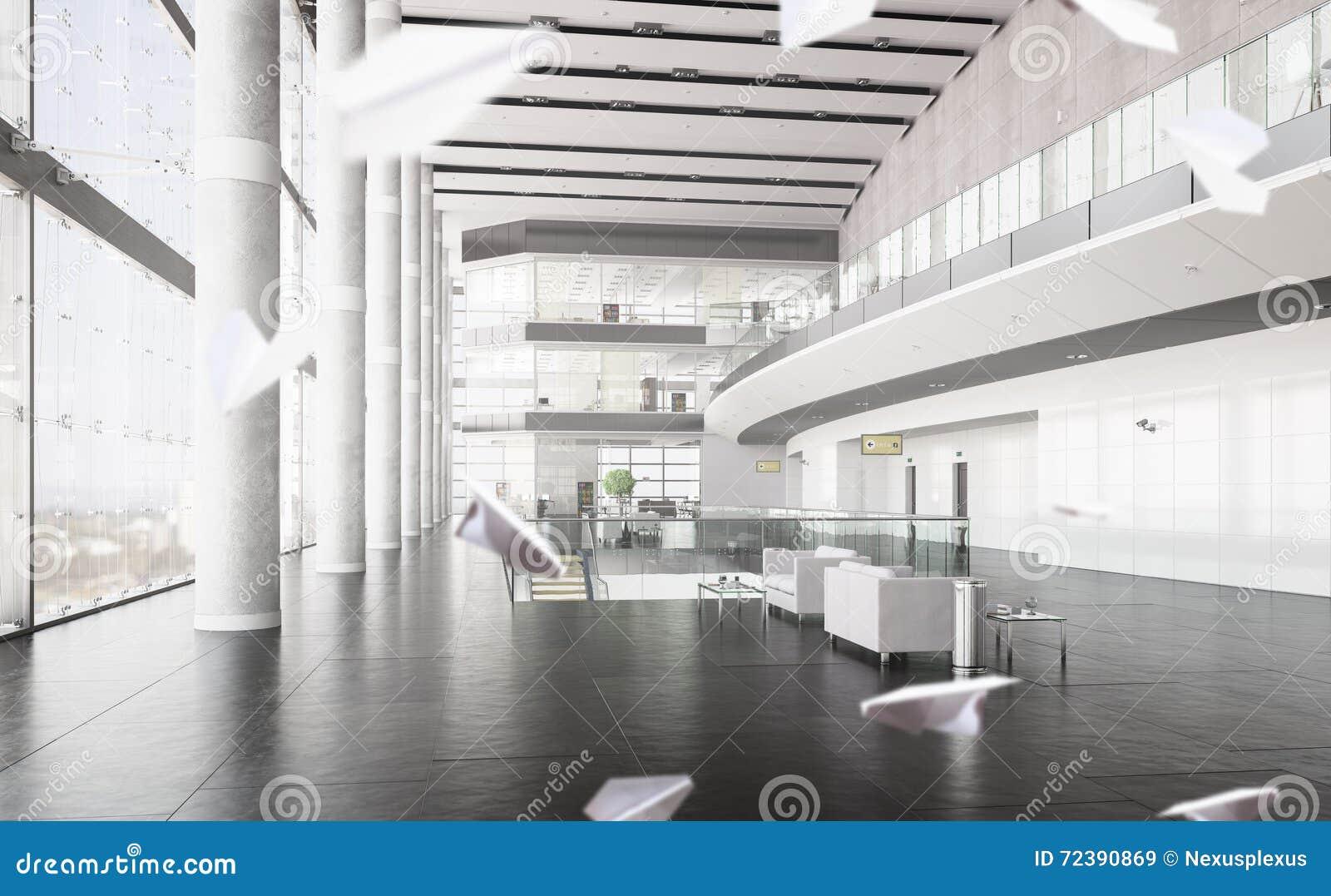 Elegant office interior stock photo image 72390869 for Sample office interior designs