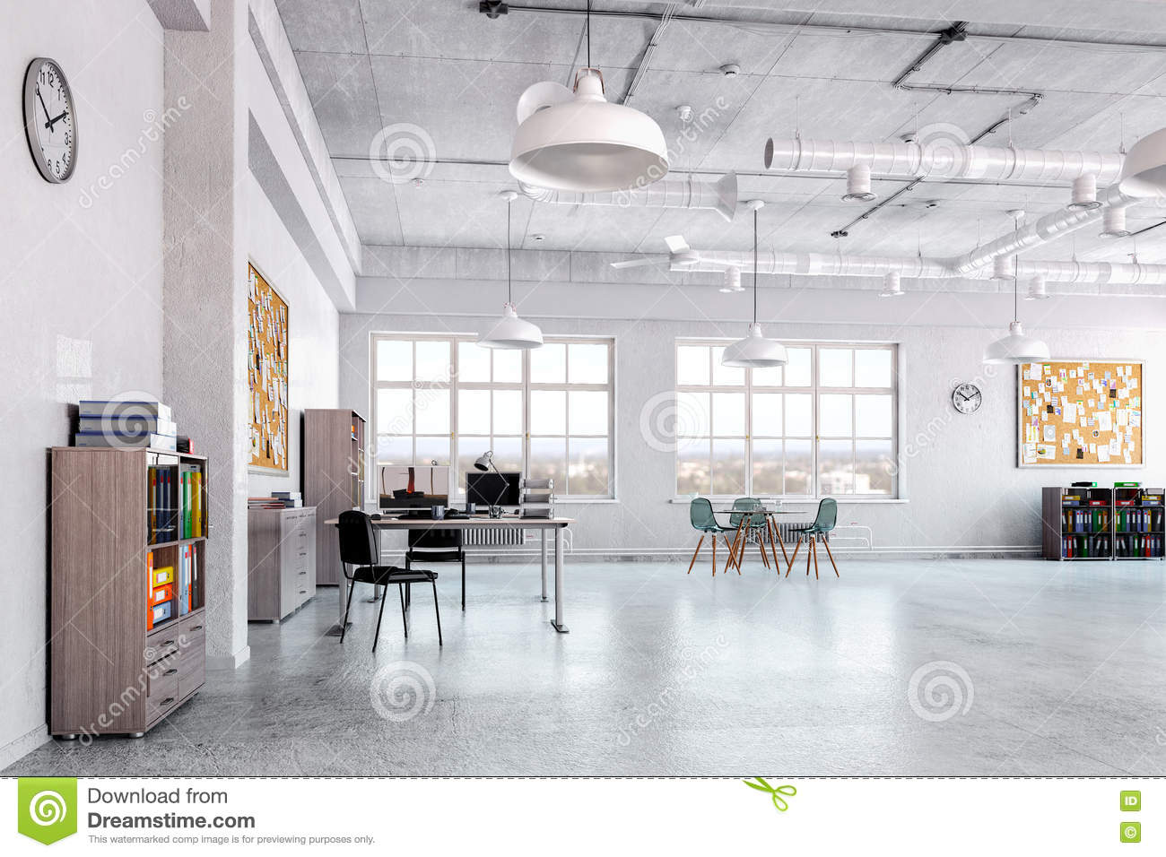 elegant office interior stock photo image 72471626