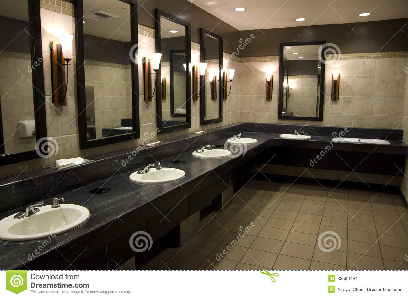 Bathroom Design 2d