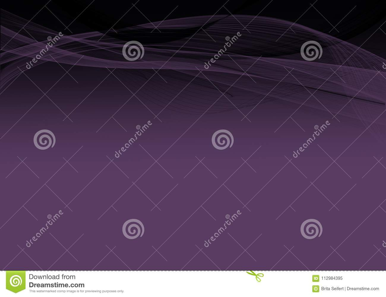 Elegant purple abstract background design