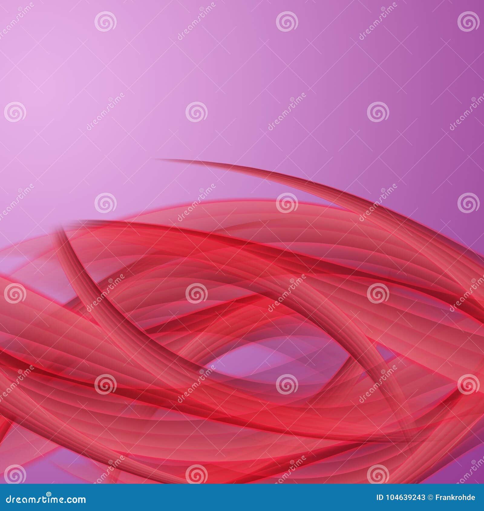 Download Elegant Romantisch Ontwerp Als Achtergrond Stock Illustratie - Illustratie bestaande uit mededeling, fantastisch: 104639243