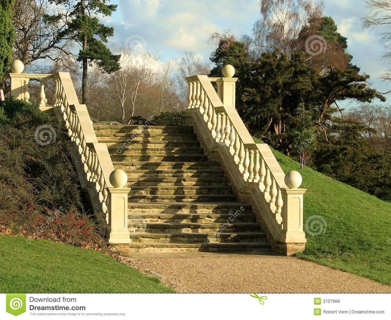 Elegant stone stairway royalty free stock photos image for Elegant stone