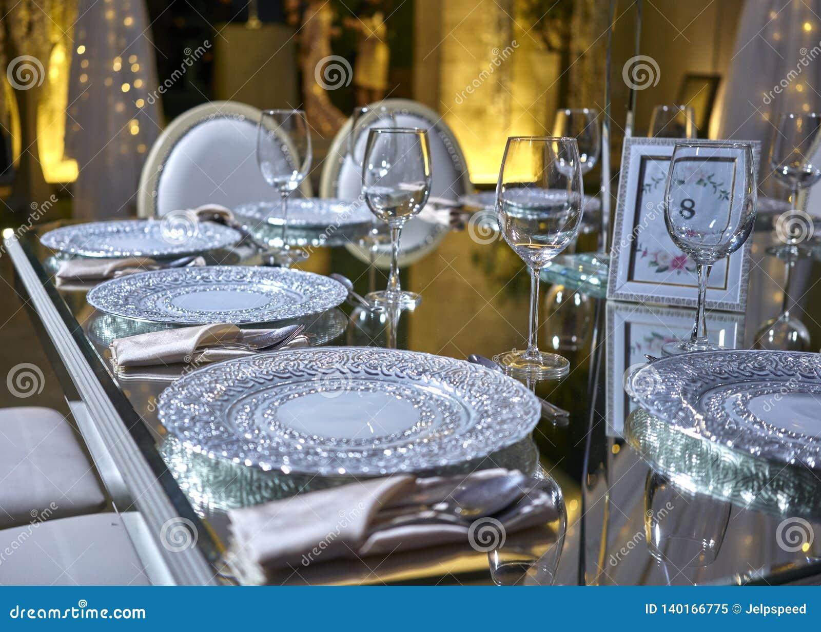 Elegant Table Setting Luxury Plates For Dinner Elegant