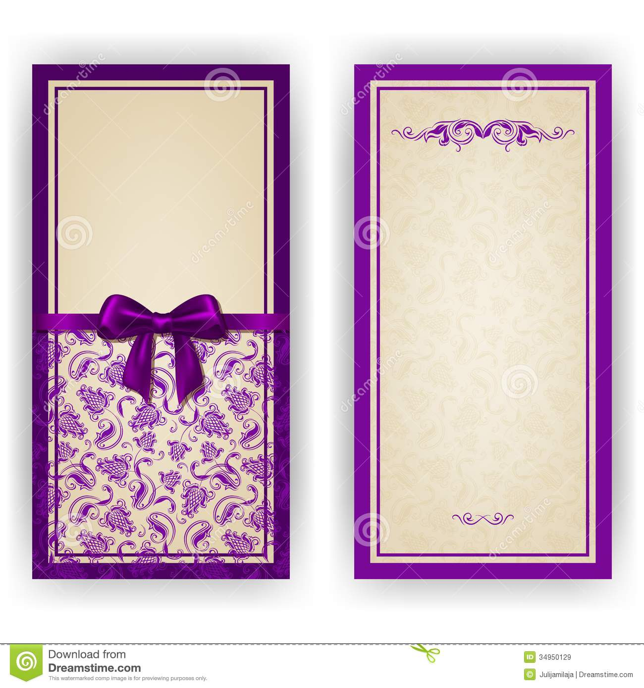 doc purple invitation cards vintage purple damask purple invitation card royalty photography image purple invitation cards