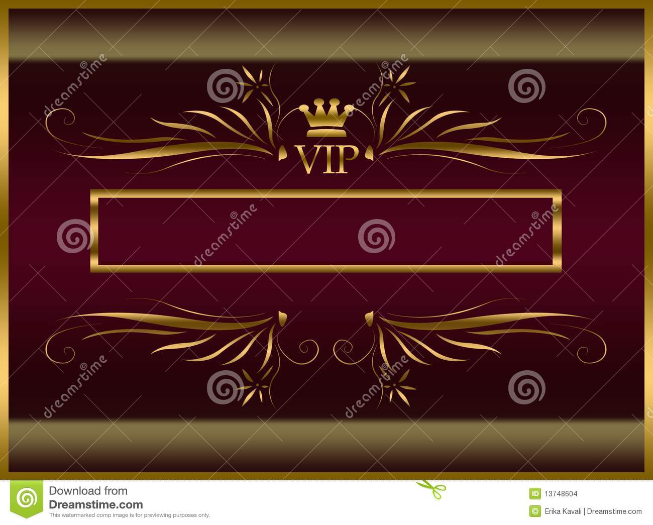 Elegant Vip Template Photos Images and Pictures 1443 Images – Vip Ticket Template