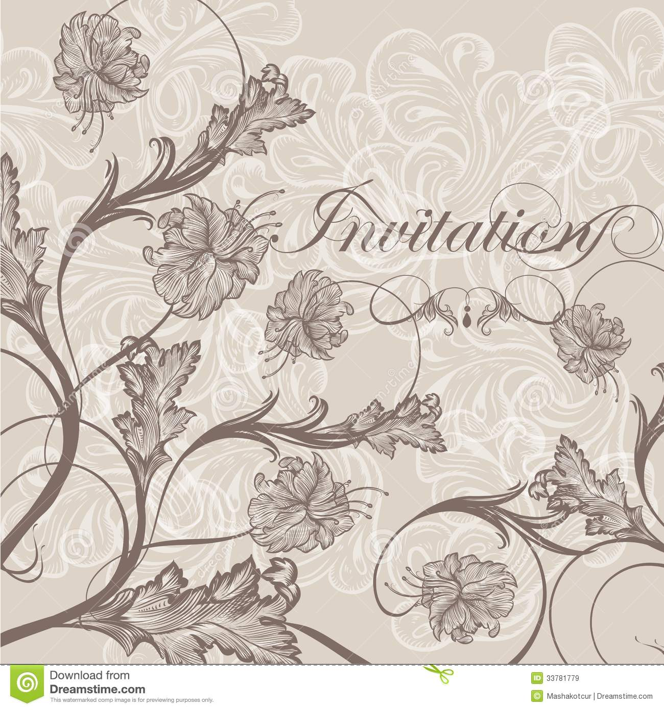 Wedding Invitations With Butterflies is perfect invitations template