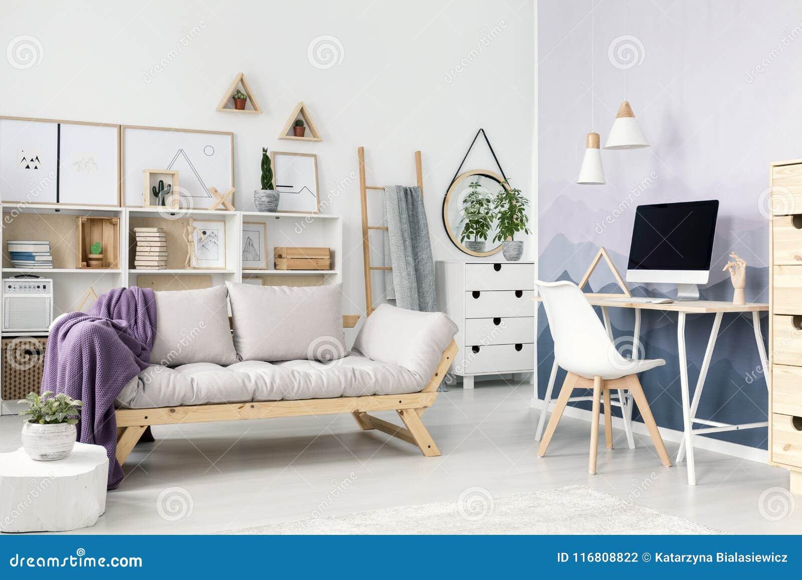 Groovy Elegant Room With Beige Sofa Stock Photo Image Of Lamps Frankydiablos Diy Chair Ideas Frankydiabloscom