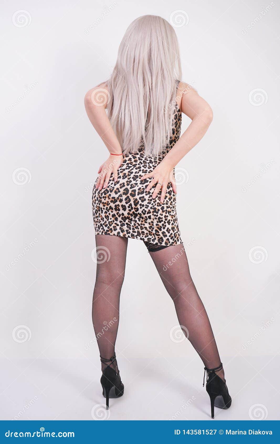 Sexy Blonde Teen Solo Strip