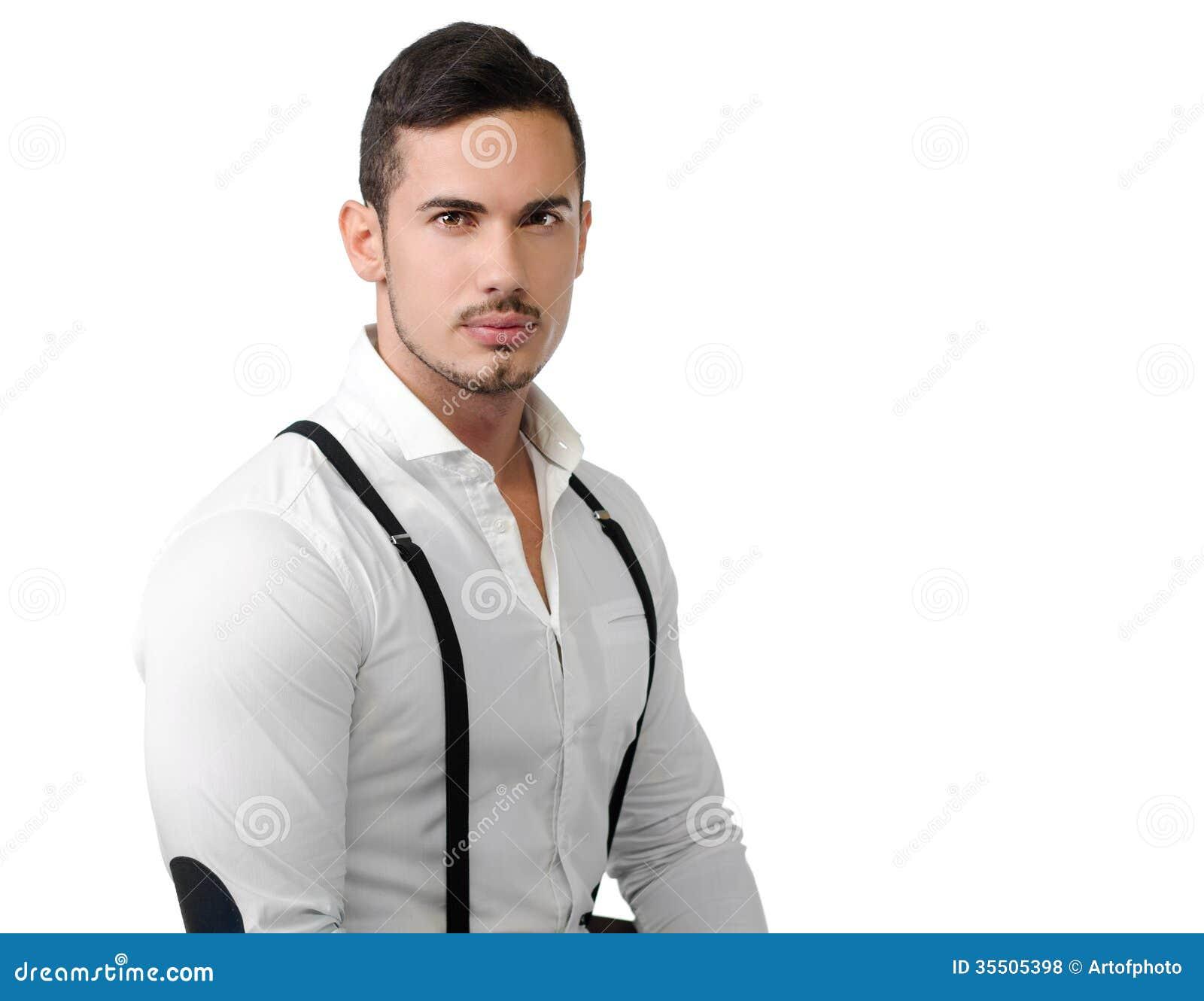 Overhemd bretels
