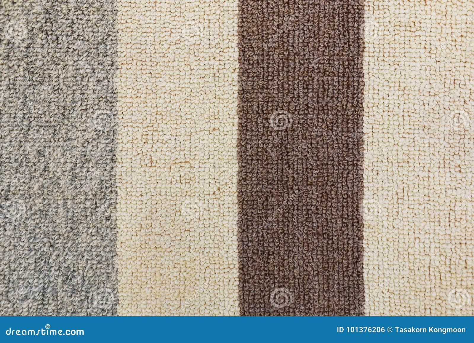 Elegante woolen Teppichbeschaffenheit für Muster und Hintergrund