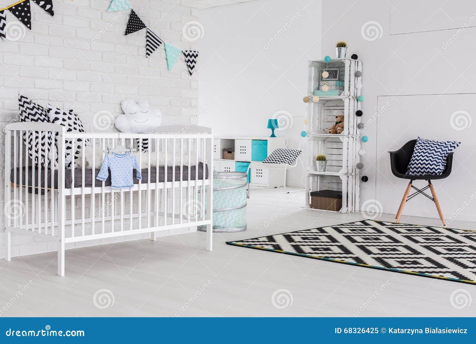 Elegantie in een babyruimte? Zeker!