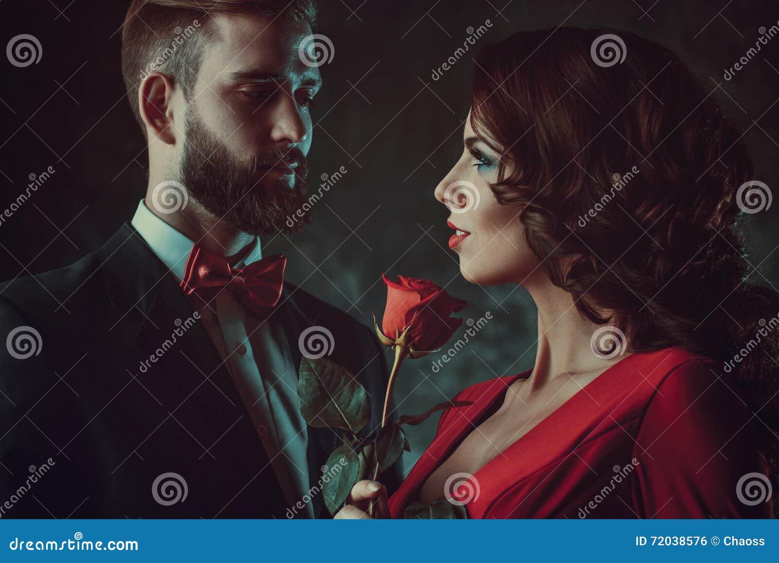 Elegantt barn för par