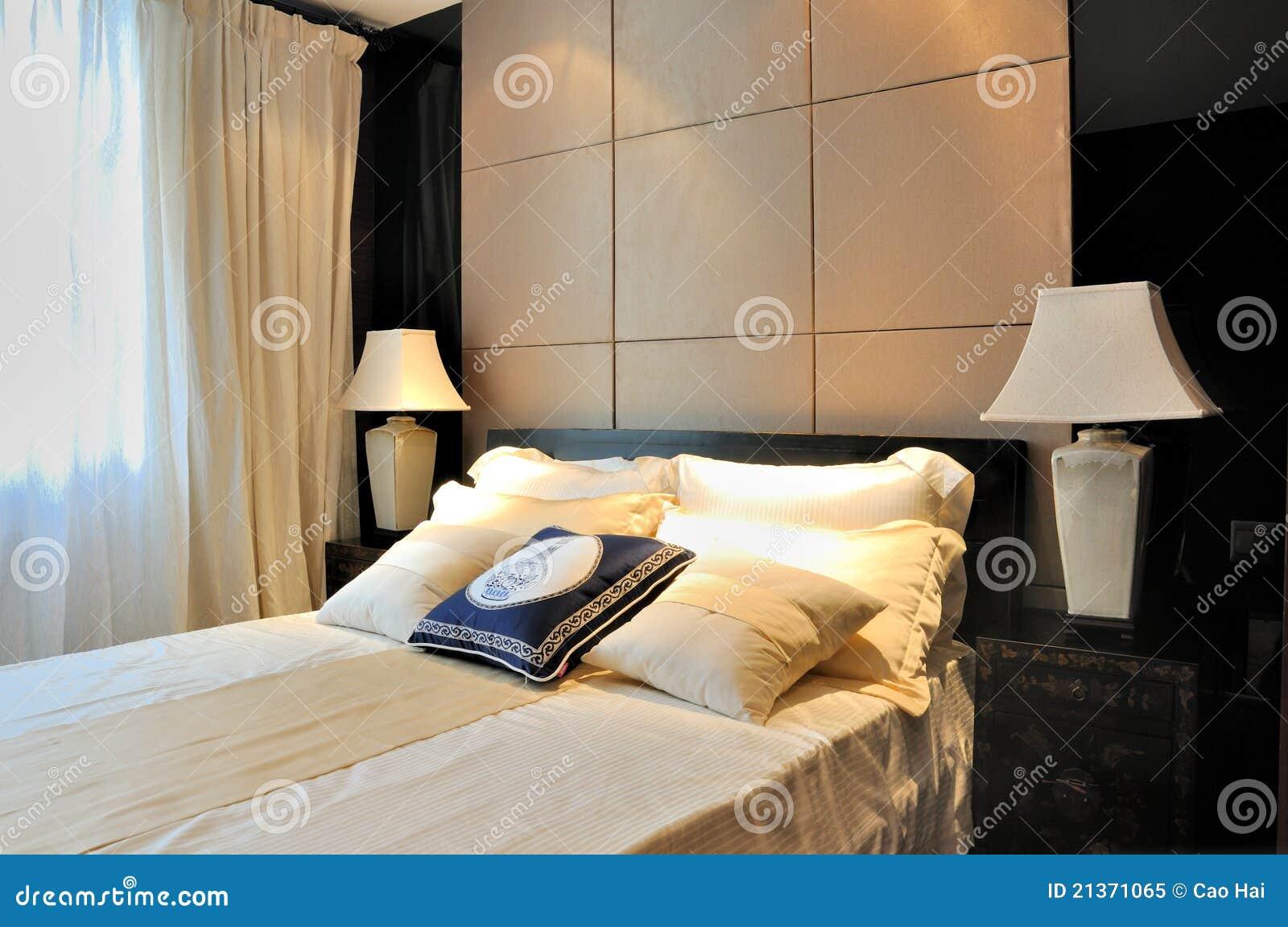 Elegantt enkelt för sovrum