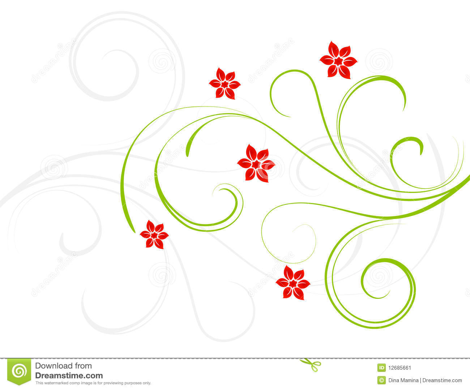 Eleganzrotblumen