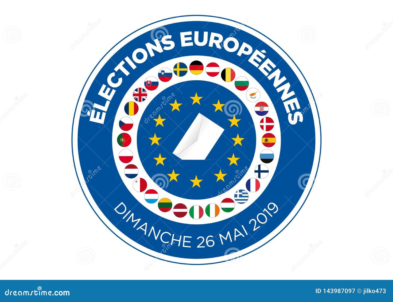 Eleição do Parlamento 2019 Europeu