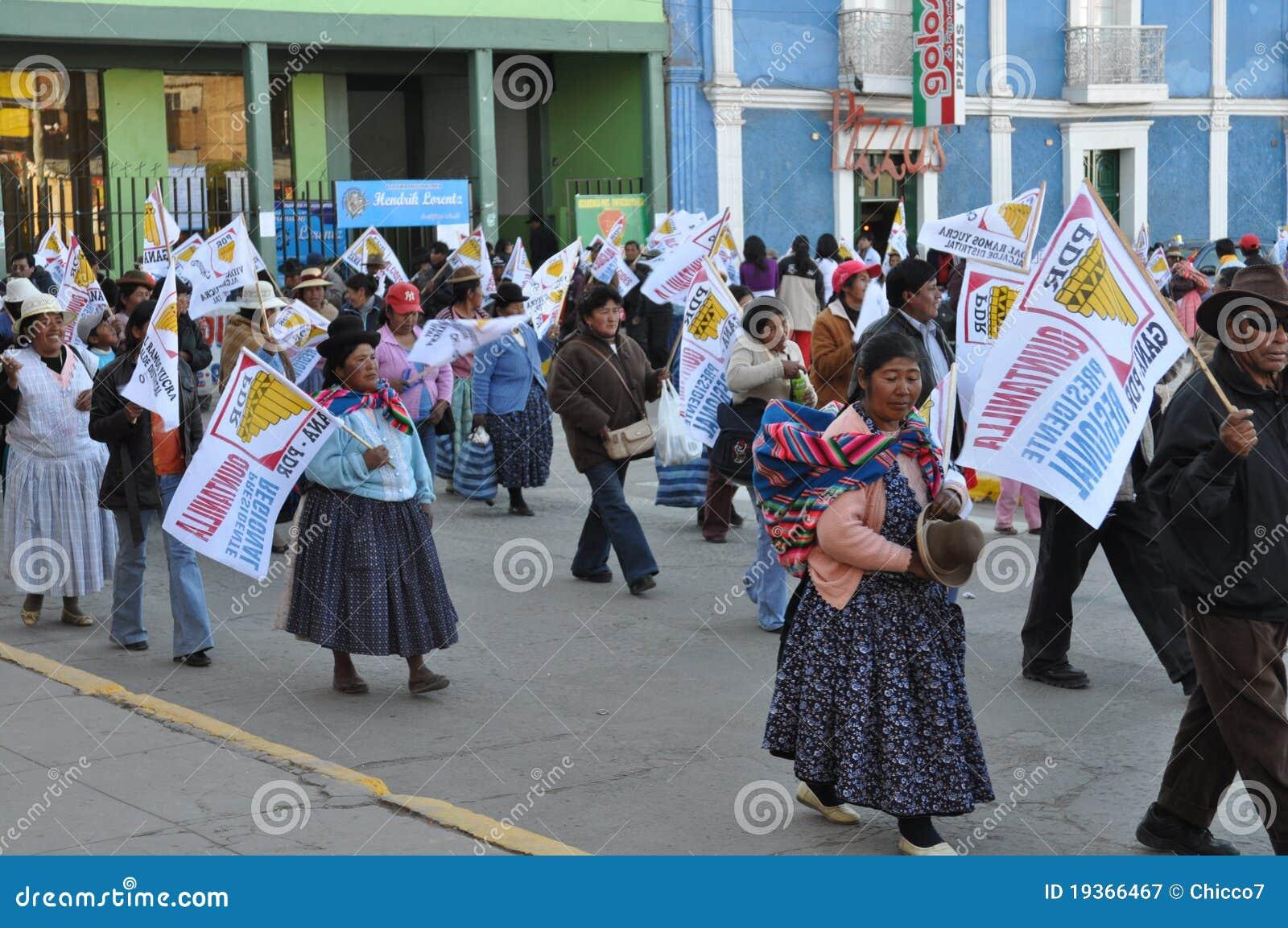 Eleições locais 2010 dos Peruvian