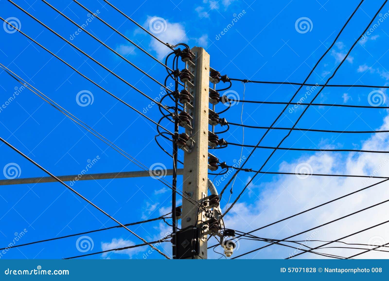 Elektriciteitspost