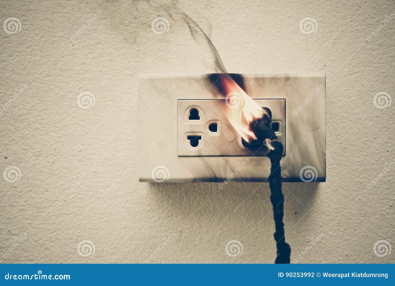 Elektricitet kortsluter