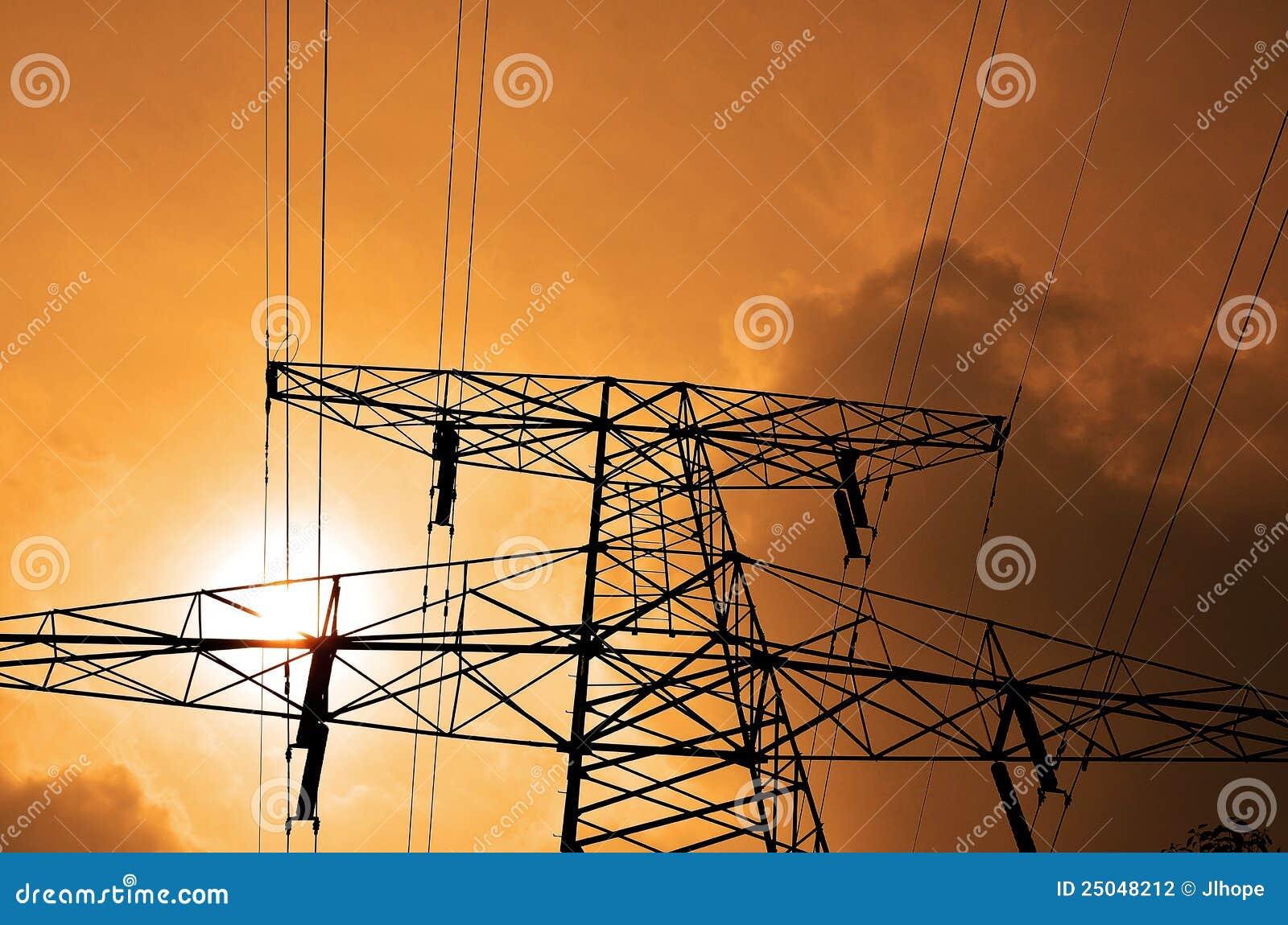 Elektricitetspol