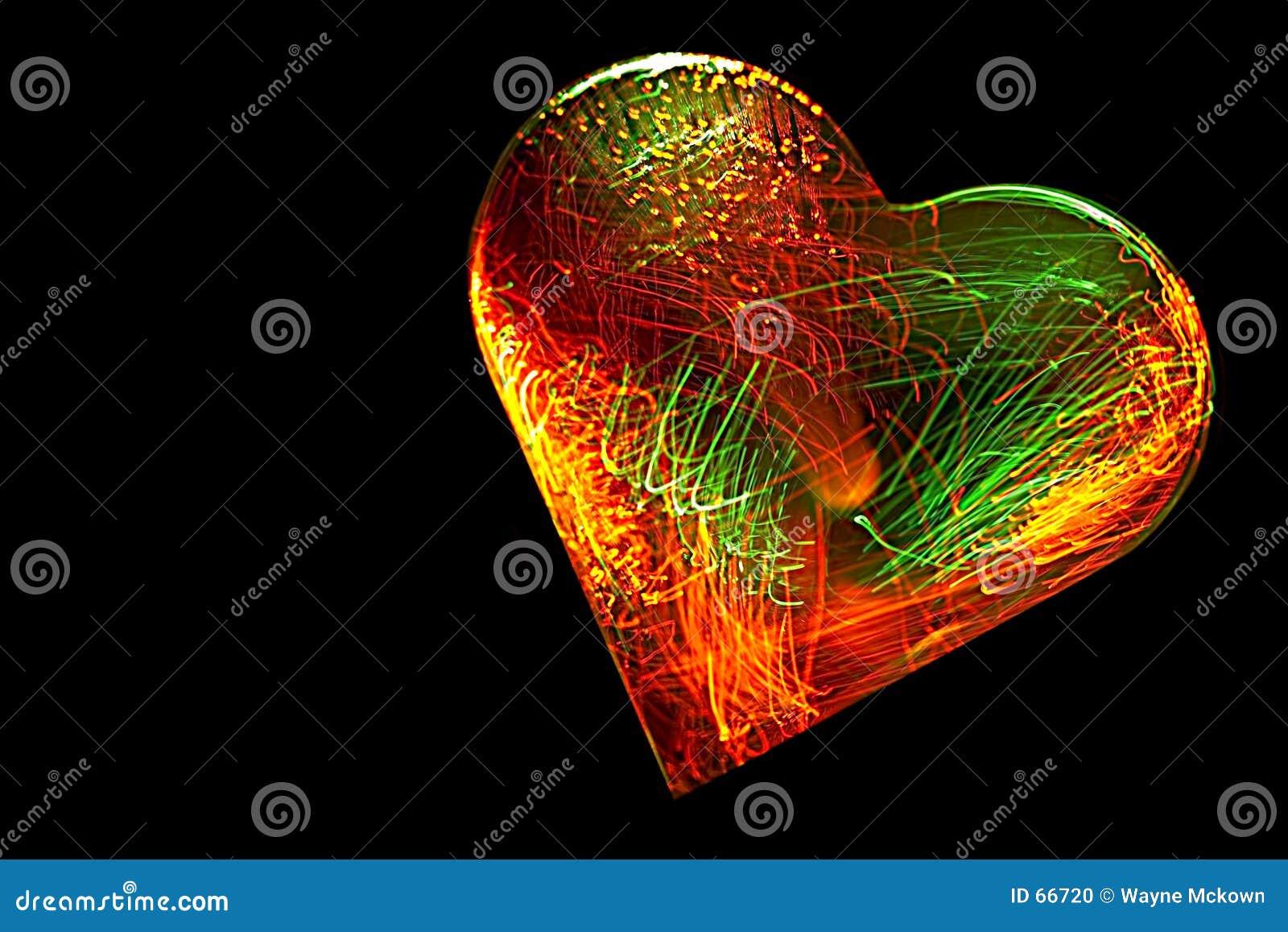 Elektrifierad hjärta