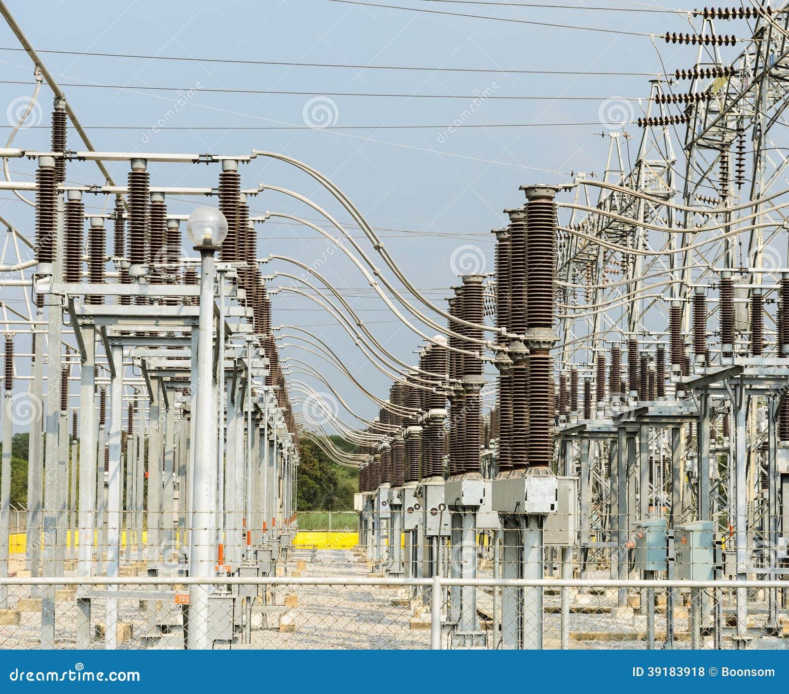 Elektrisch distributiehulpkantoor