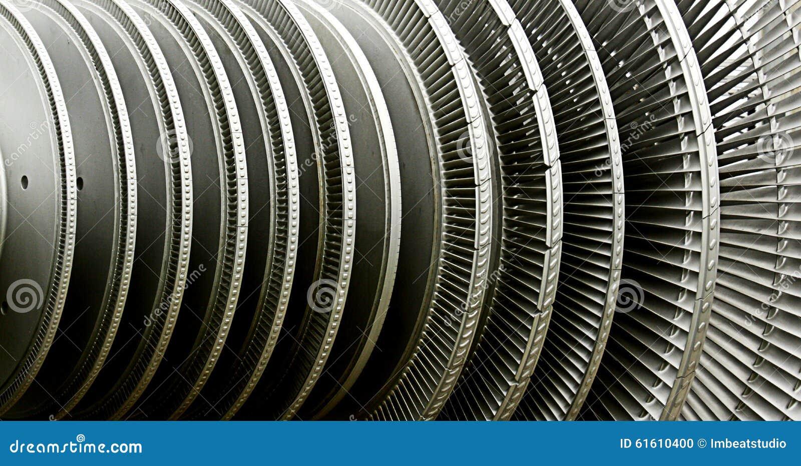 Elektrische centraleturbine