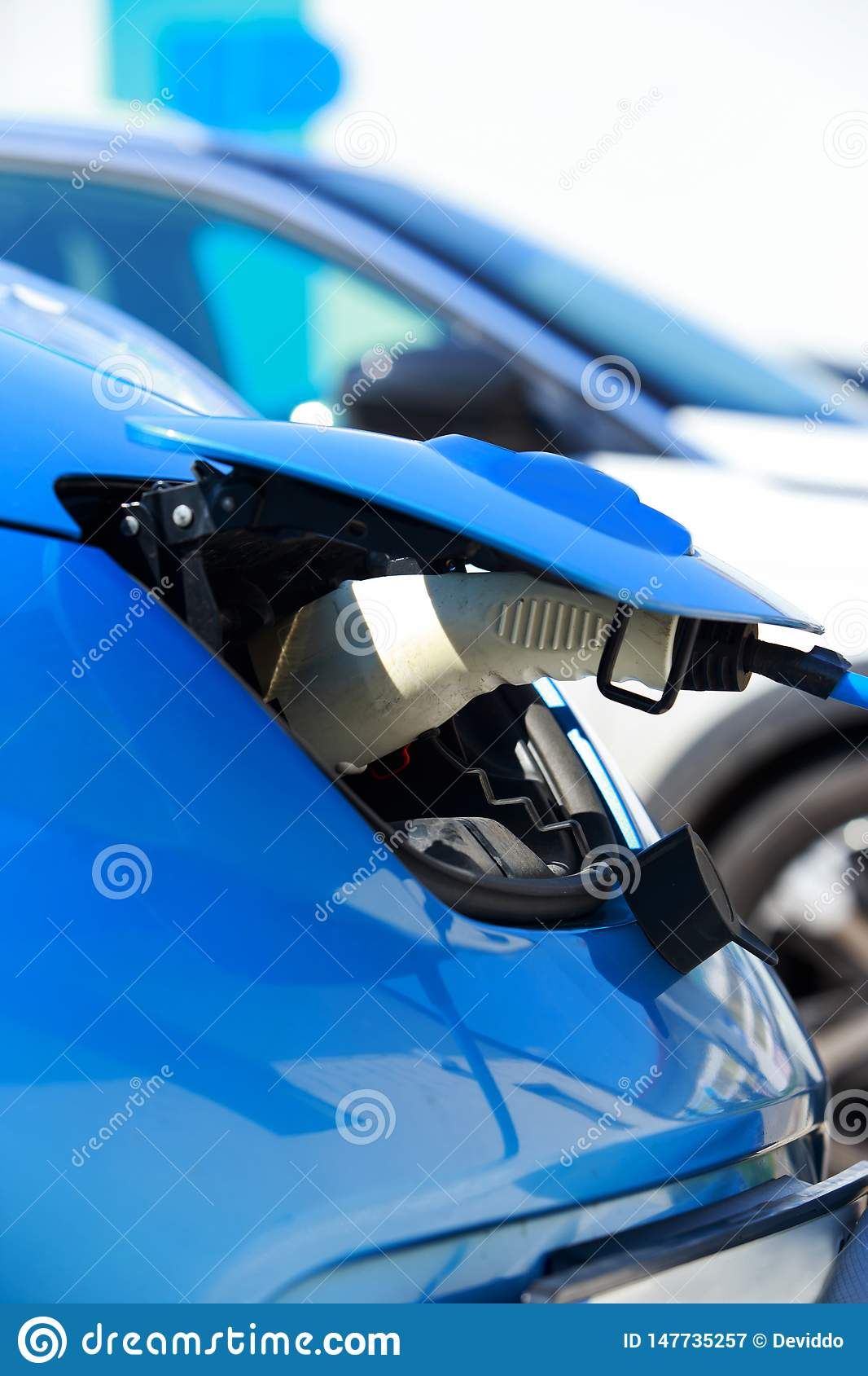 Elektrische Fahrzeugaufladung
