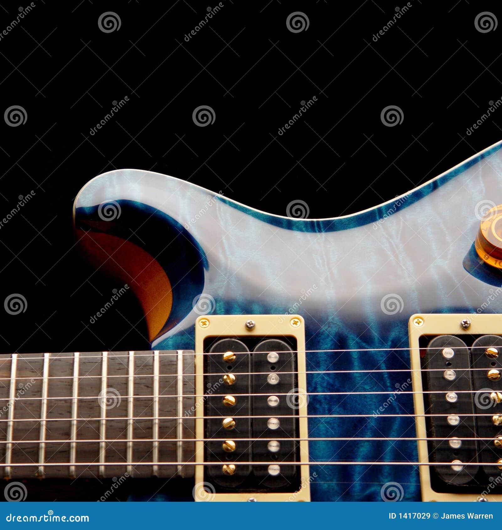Elektrische Gitarren-Karosserie