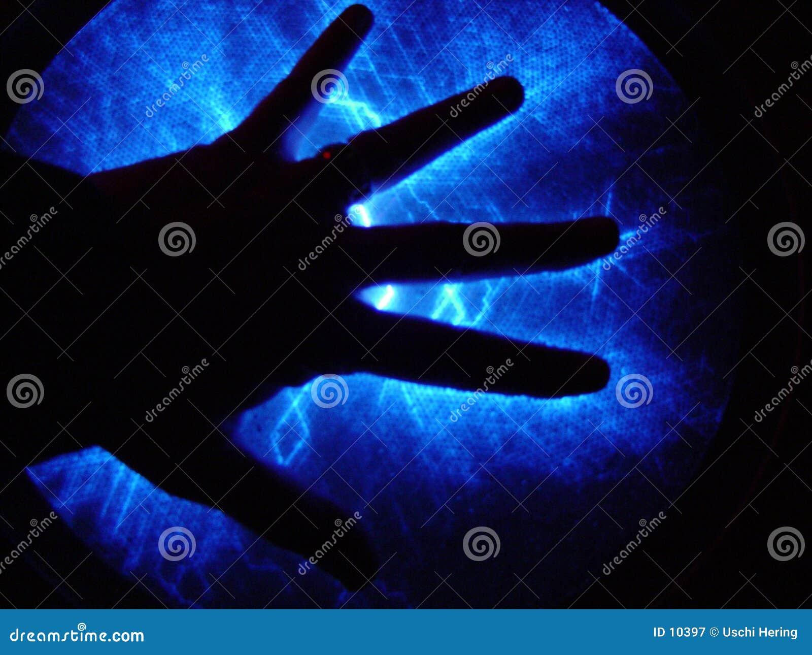 Elektrische Hand