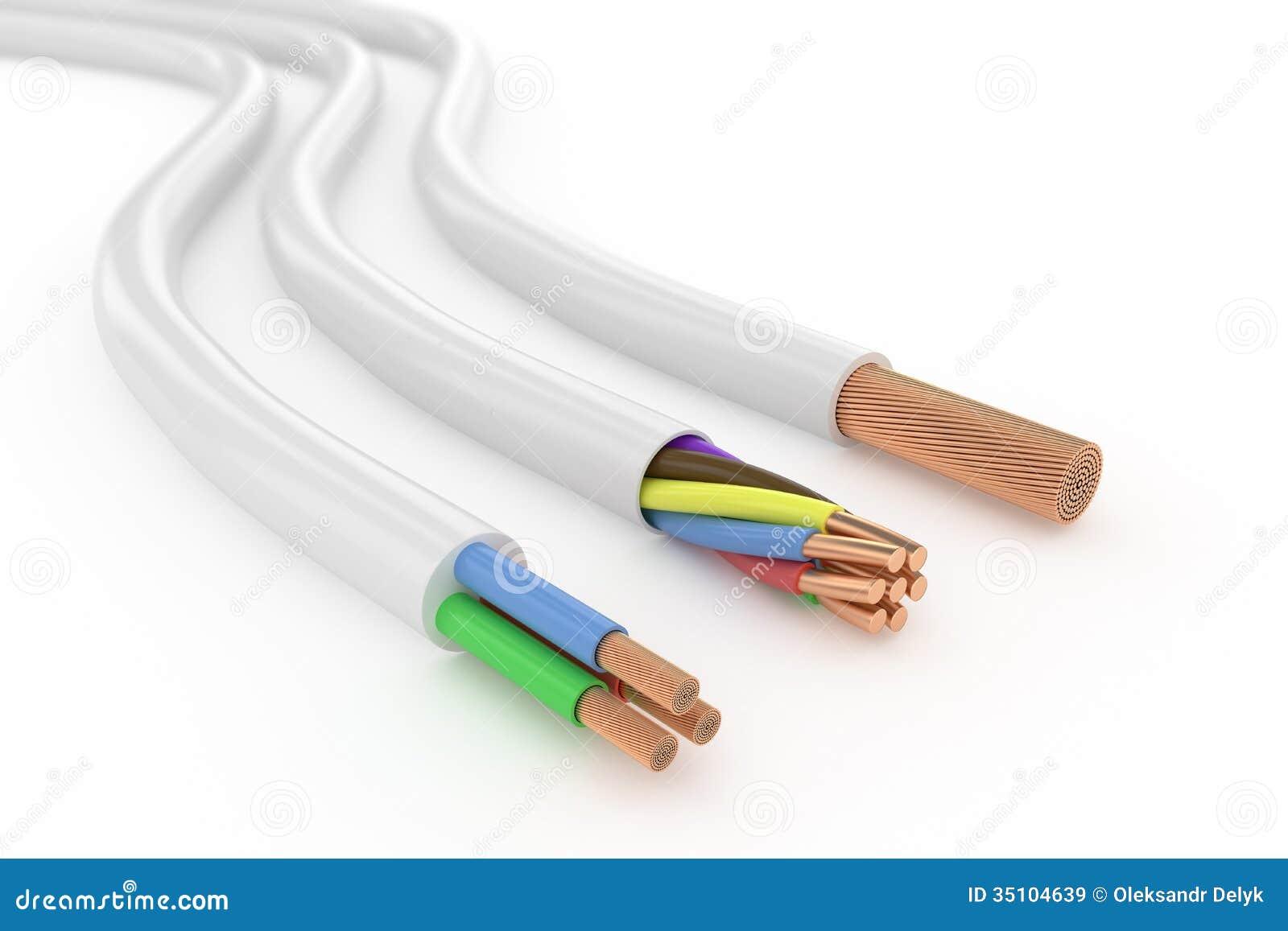 Berühmt Elektrische Kabel Identifizieren Ideen - Elektrische ...