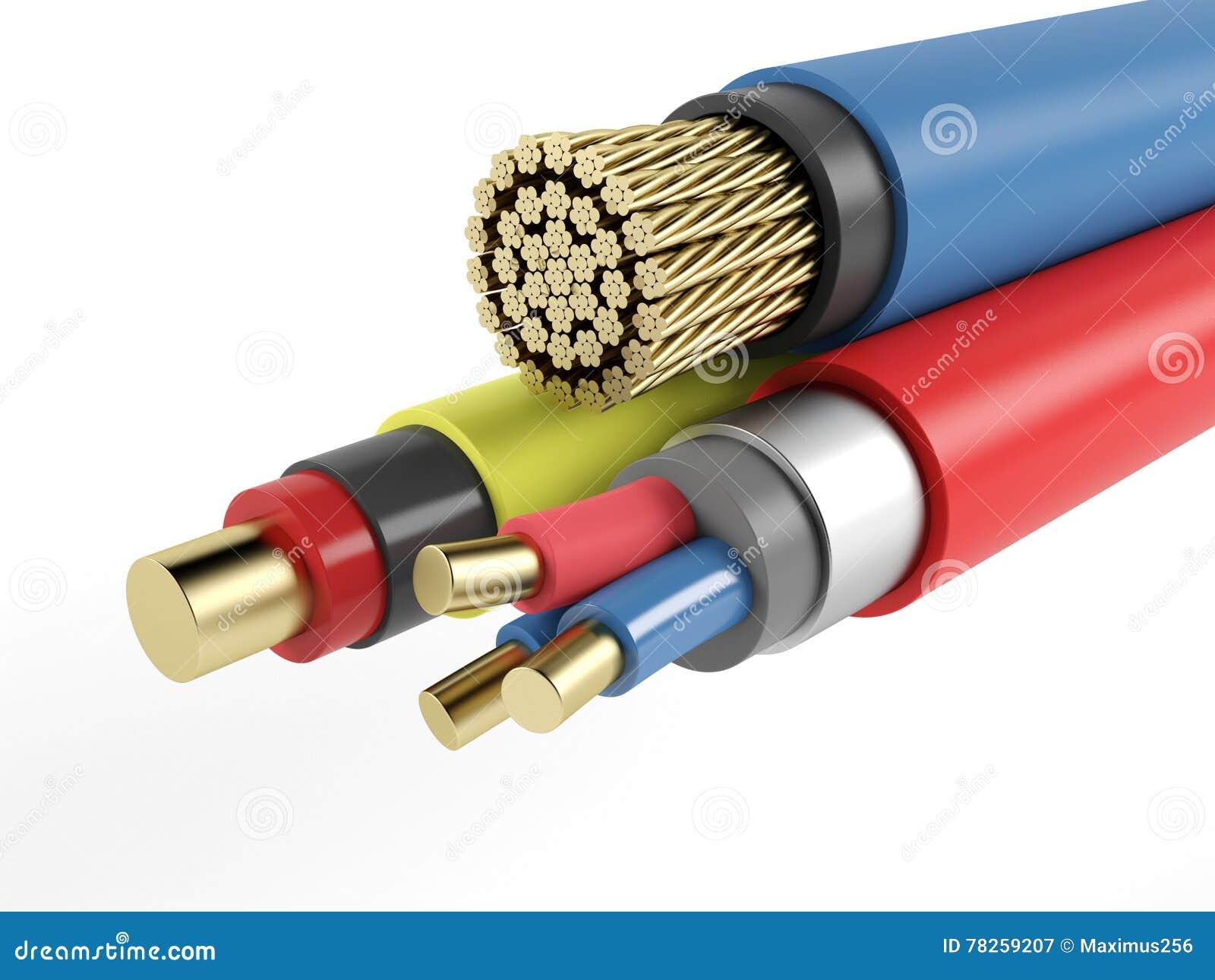Groß Elektrisches Kabel Mit 12 Stärken Zeitgenössisch   Schaltplan .