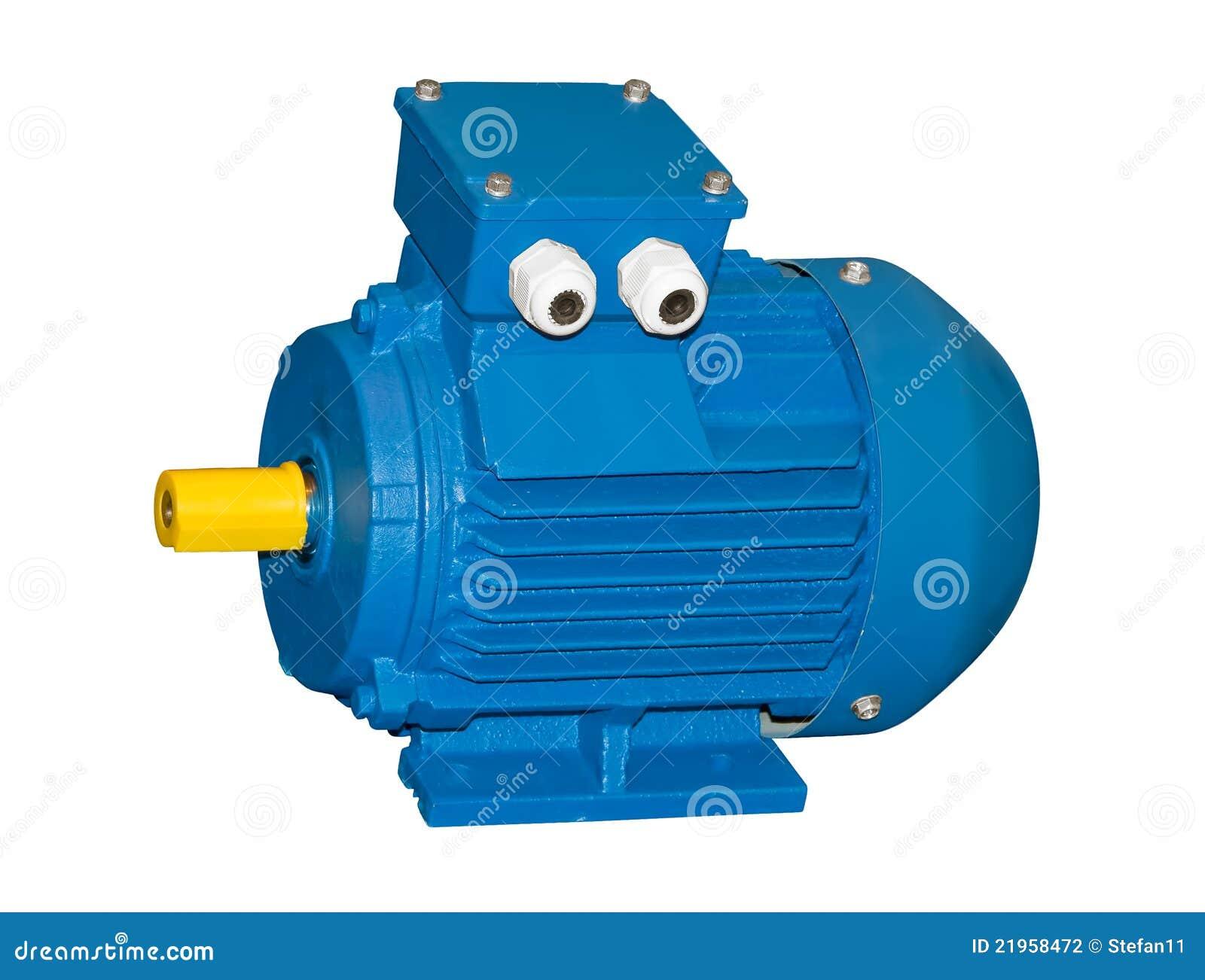 Elektrische Motor Stock Fotografie  Afbeelding 21958472