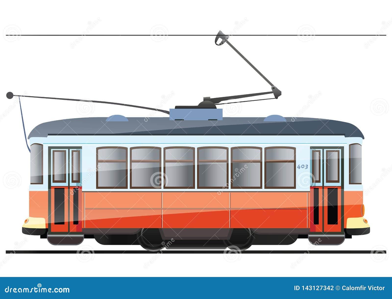 Elektrische tram