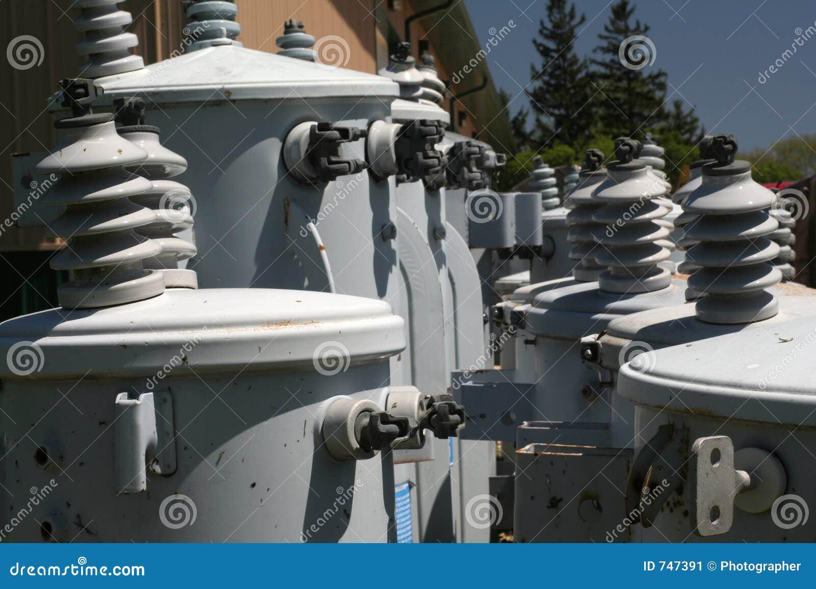 Elektrische Transformatoren