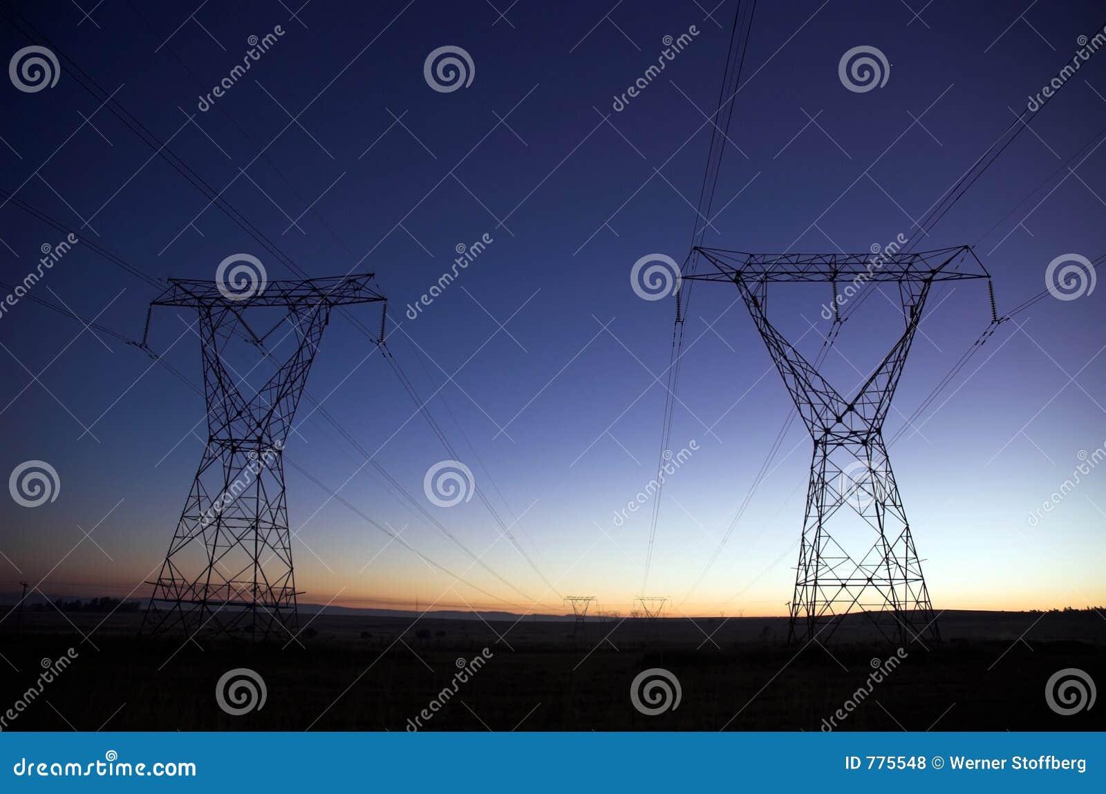 Elektrische Zonsopgang