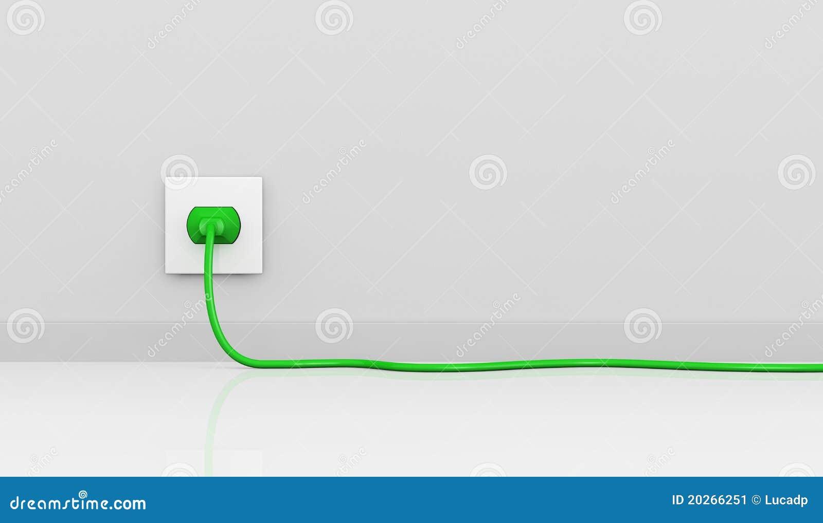 Elektrischer Bolzen stock abbildung. Illustration von haus - 20266251