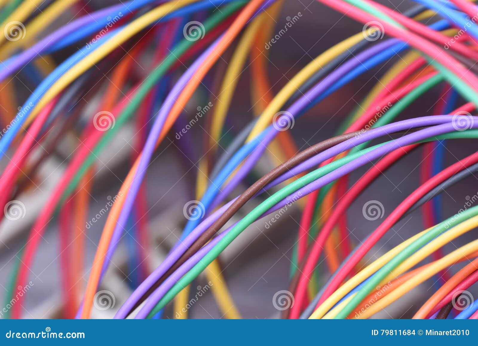 Ziemlich Elektrischer Draht Und Kabel Zeitgenössisch - Schaltplan ...